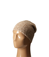 LAUREN by Ralph Lauren - Oversized Honeycomb Cuff Hat