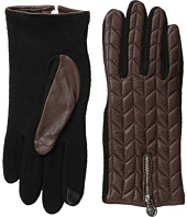 LAUREN by Ralph Lauren - RLL Logo Zipper Touch Glove