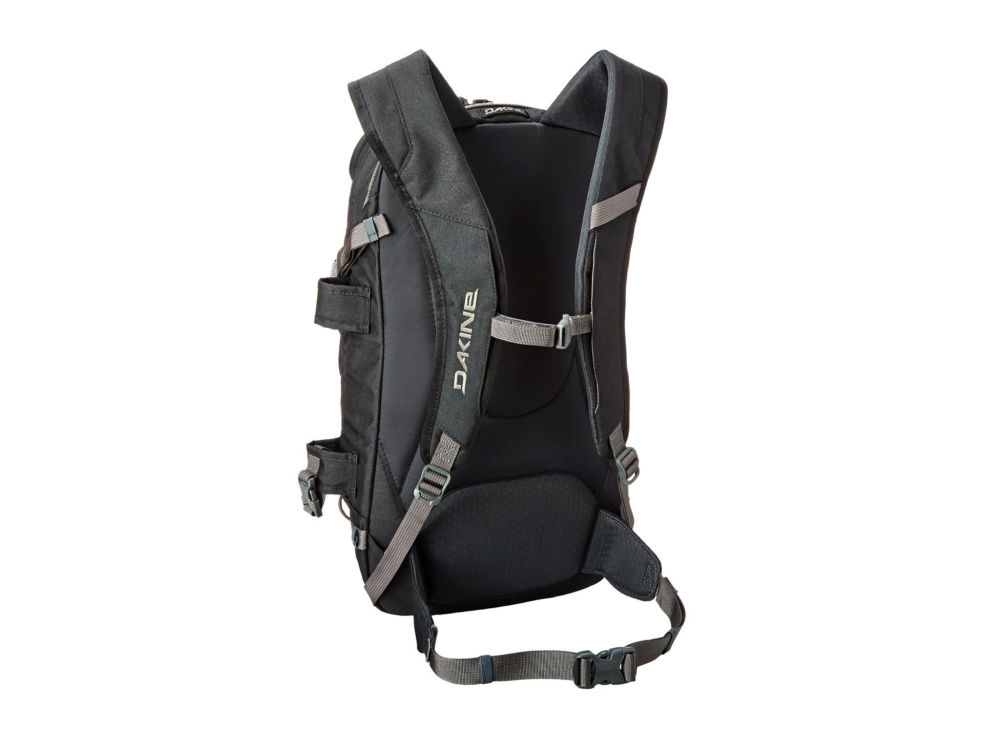 Dakine Heli Pro Backpack 20L Black - Zappos.com Free Shipping BOTH ...