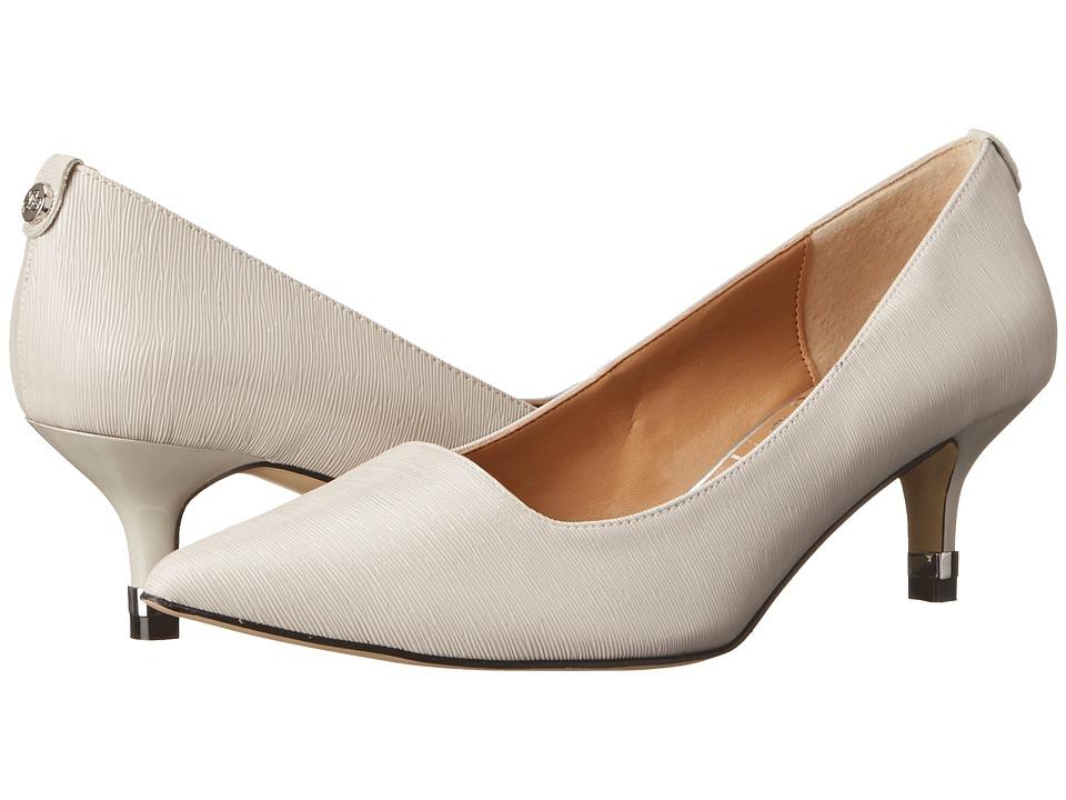 J. Renee Braidy Cement Womens 1 2 inch heel Shoes