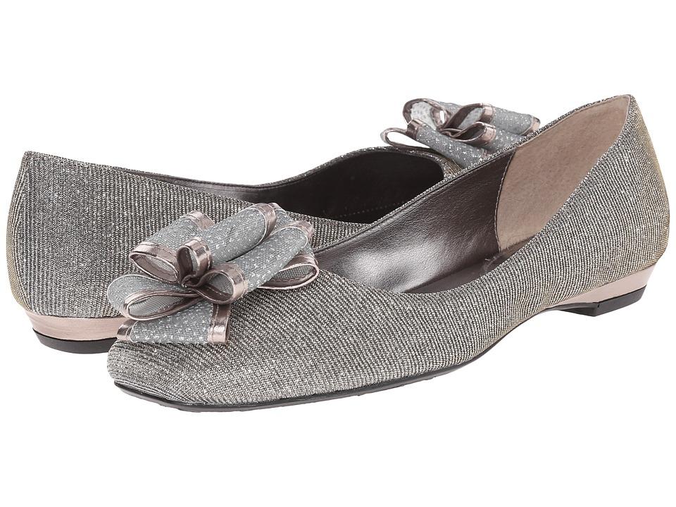 J. Renee - Erran Pewter Womens Slip on  Shoes $99.95 AT vintagedancer.com