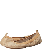 Yosi Samra - Samara Burnished Croco Fold Up Flat