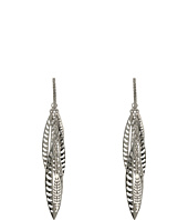 Rebecca Minkoff - Leaf Chandelier Earrings
