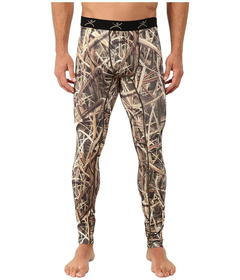 Terramar 2.0 Stalker Pants Mossy Oak Blades Mens Underwear