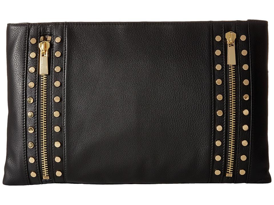 Vince Camuto - Julle Clutch (Black) Clutch Handbags