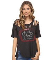 Free People - Tri-Blend All Tore Up Graphic Tee
