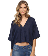 Free People - Cotton Voile Away We Go Pullover