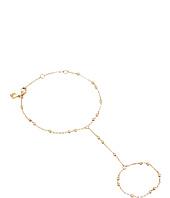 Rebecca Minkoff - Beaded Handchain Bracelet