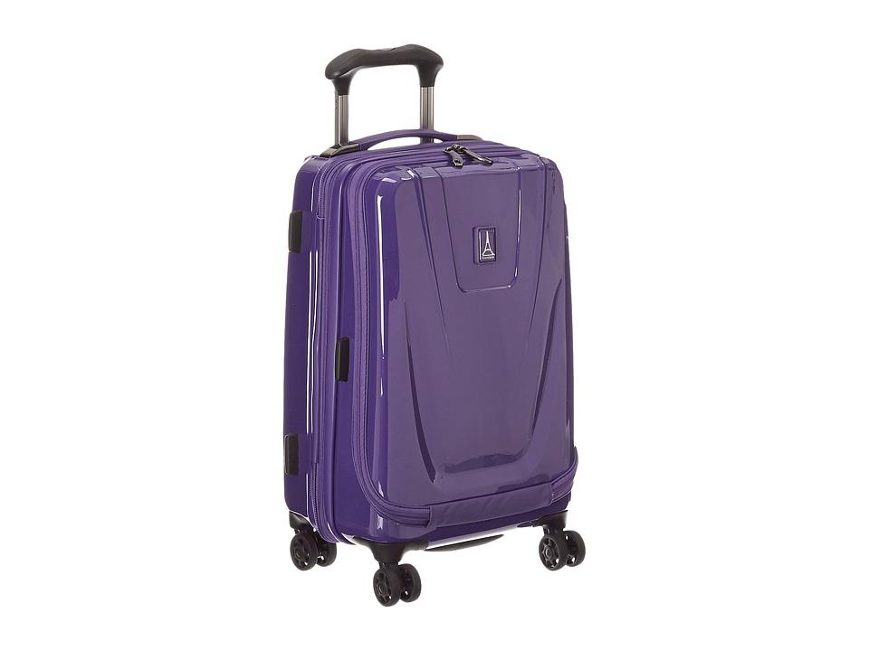 Travelpro - Maxlite Hardside - 20 Business Plus Spinner (Grape) Luggage
