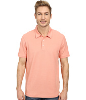 Perry Ellis - Oxford Three-Button Polo