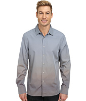Perry Ellis - Slim Fit Stripe Ombre Shirt
