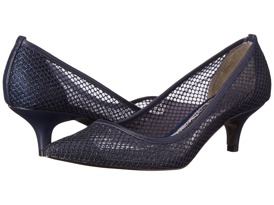 Adrianna Papell Lois Navy High Heels