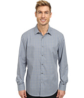 Perry Ellis - Non-Iron Multicolor Check Pattern Shirt