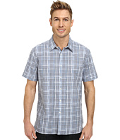 Perry Ellis - Short Sleeve Multicolor Check Shirt