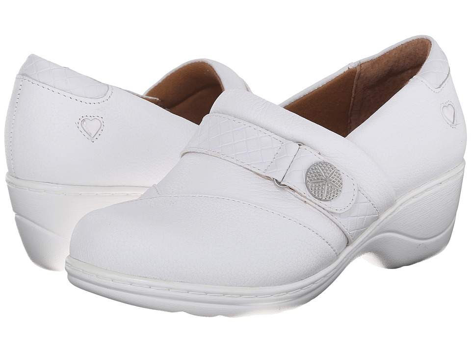 Nurse Mates Kris (White) Women's Shoes