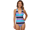 Sandbar Multi Strap Cross-Back Mio One-Piece