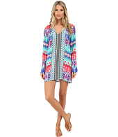 La Blanca - Sandbar V-Neck Tunic Cover-Up