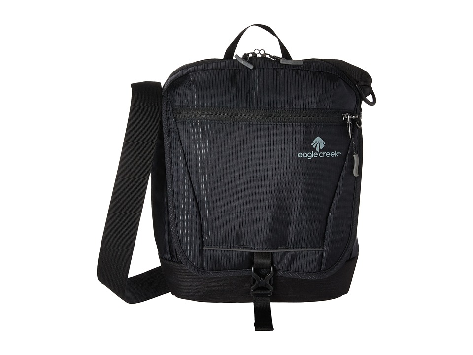 Eagle Creek - Guide Pro Courier RFID (Black) Messenger Bags