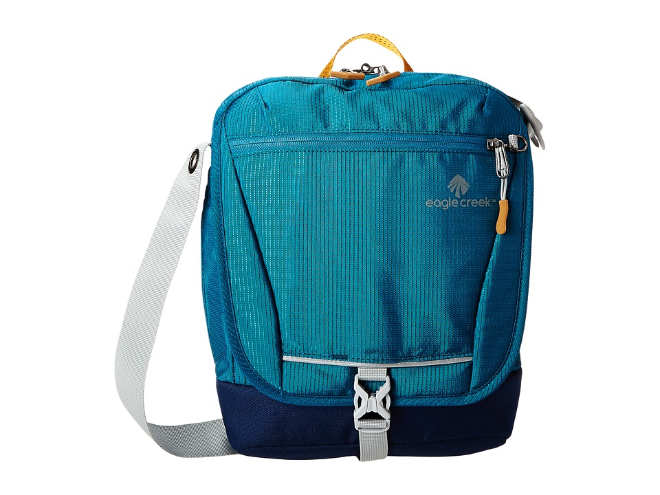 Eagle Creek - Guide Pro Courier RFID (Celestial Blue) Messenger Bags