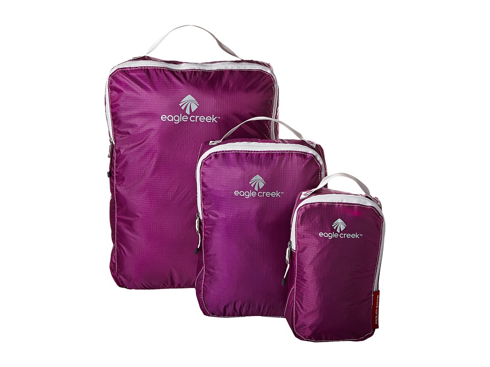 Eagle Creek - Pack-It Specter Cube Set (Grape) Bags