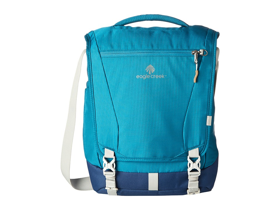 Eagle Creek - Catch-All Courier Pack RFID (Celestial Blue) Bags