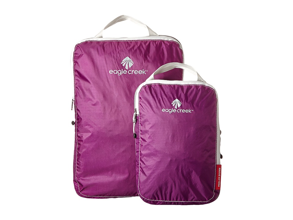 Eagle Creek - Pack-It Specter Compression Cube Set (Grape) Bags