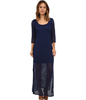 Brigitte Bailey - Sacramento 3/4 Sleeve Maxi Dress