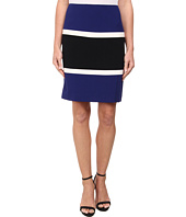 Anne Klein - Color Block Anne Skirt