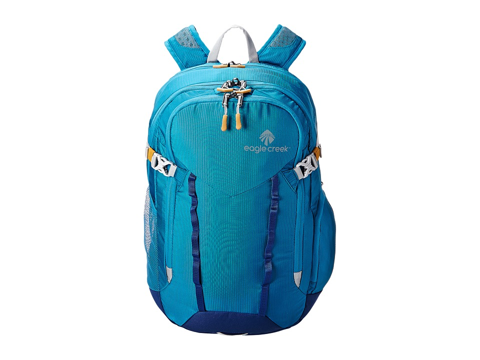 Eagle Creek - Universal Traveler Backpack RFID (Celestial Blue) Backpack Bags