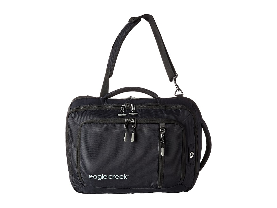 Eagle Creek - Staright Up Business Brief RFID (Black) Briefcase Bags