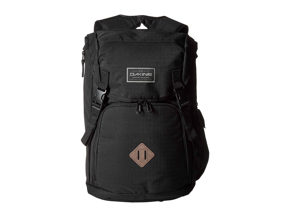 Dakine - Jetty Wet/Dry 32L (Black) Backpack Bags