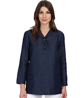 Anne Klein - Denim Tunic
