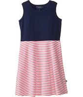 Toobydoo - Navy Stripe Tank Dress (Toddler/Little Kids/Big Kids)