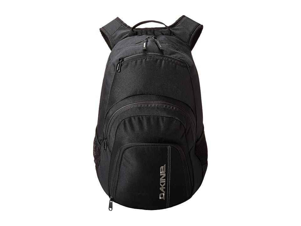 Dakine Campus Backpack 25L Black Backpack Bags