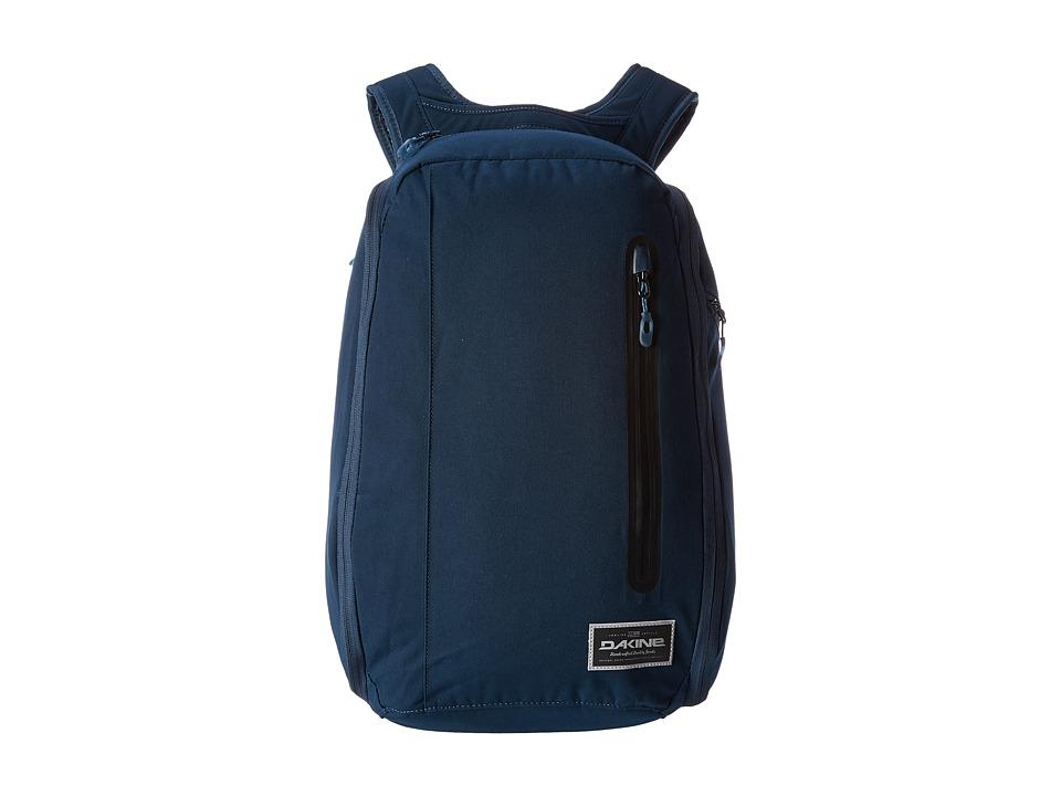 Dakine Gemini Backpack 28L Navy Canvas Backpack Bags