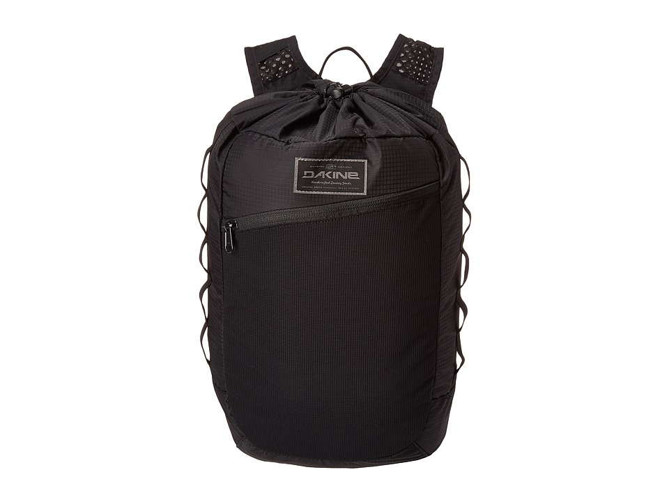 Dakine Stowaway Rucksack Backpack 21L (Black) Backpack Bags