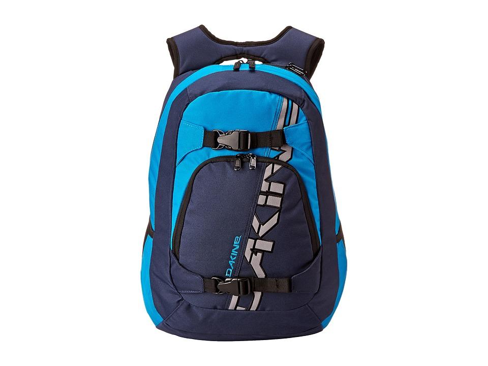 Dakine - Explorer Backpack 26L (Blues) Backpack Bags