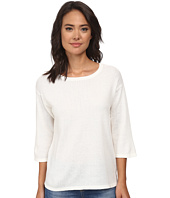 Anne Klein - 3/4 Sleeve Drop Shoulder Pullover