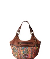 Sakroots - Artist Circle East West Satchel