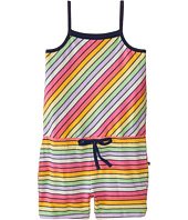Toobydoo - The Retro Stripe Romper (Toddler/Little Kids/Big Kids)