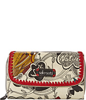 Sakroots - Artist Circle Xl Wallet