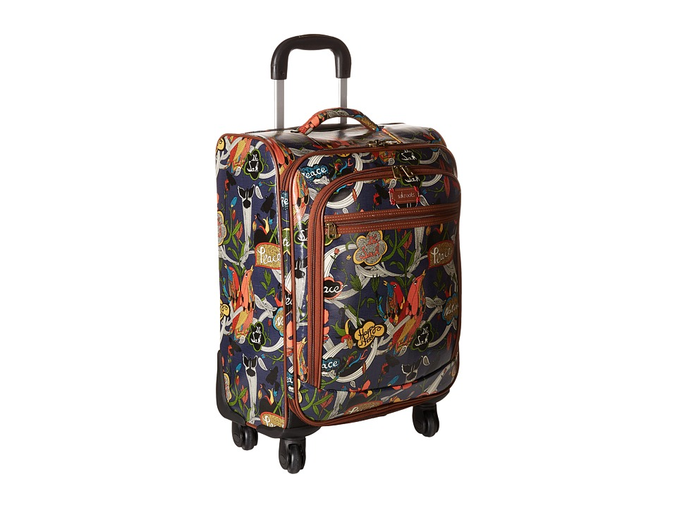Sakroots - Sak Roots Carry On Suitcase (River Peace) Carry on Luggage