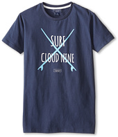 Toobydoo - Surf Tee Cloud Nine (Infant/Toddler/Little Kids/Big Kids)