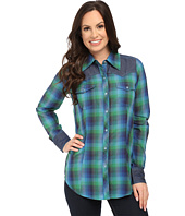 Roper - 9901 Ombre Plaid Shirt