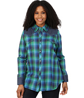 Roper - Plus Size 9901 Ombre Plaid Shirt