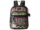 Sakroots Artist Circle Utility Backpack (Radiant One World)