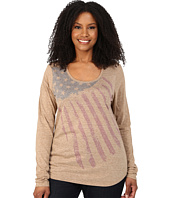 Roper - Plus Size 9917 Heather Jersey Tee