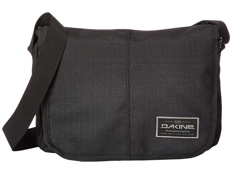 Dakine - Outlet Messenger Bag 8L (Black) Messenger Bags