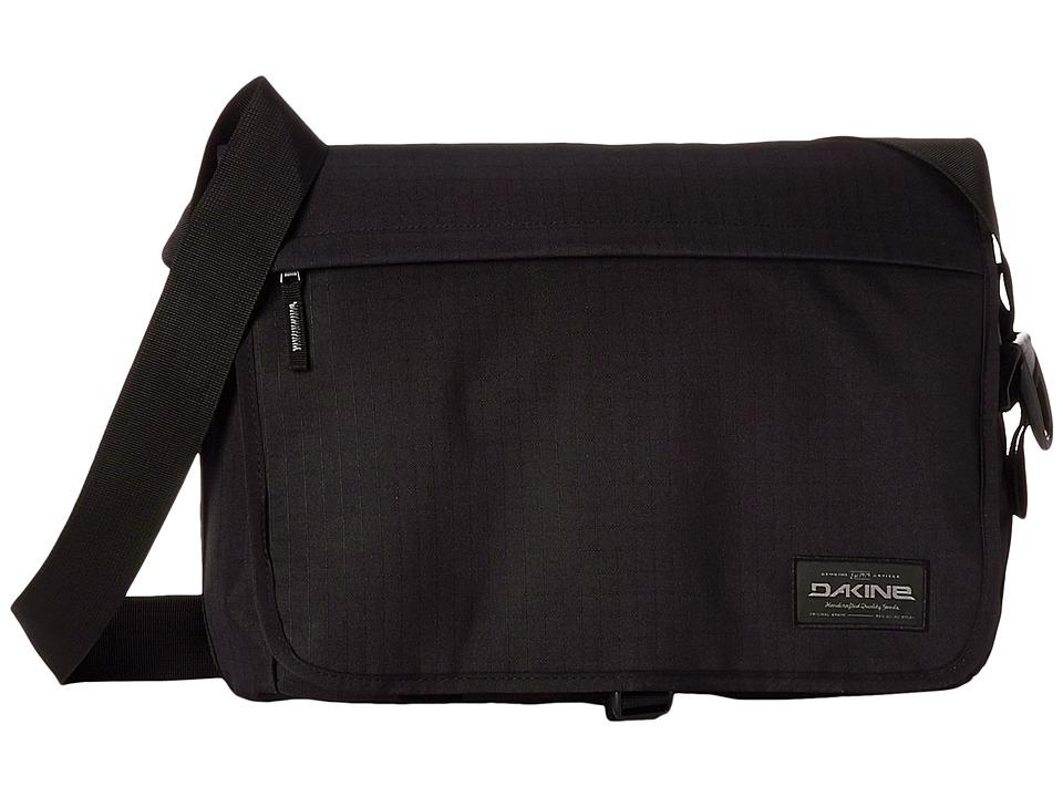 Dakine - Hudson Messenger Bag 20L (Black) Messenger Bags