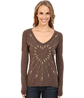 Roper - 9917 Light Weight Heather Jersey V-Neck Tee